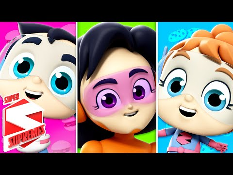 No No Song For Kids | Nursery Rhymes For Children & Babies By The Supremes