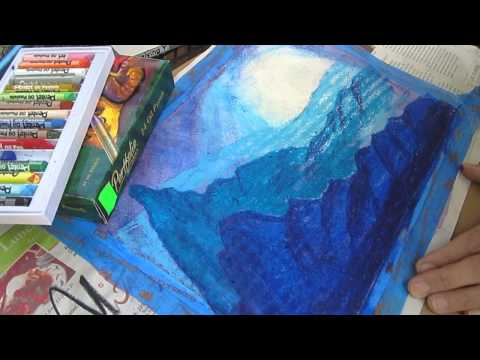 how to draw with pastels for beginners