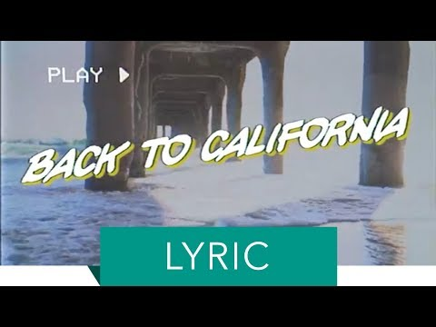 Origami - Back to California (Official Lyric Video)