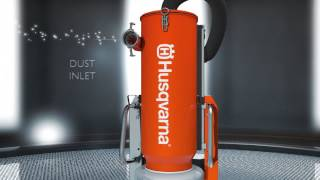 Husqvarna Dc 6000 Dust Collector