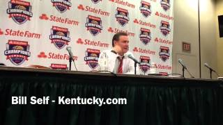 Bill Self After Blowout Loss To Kentucky
