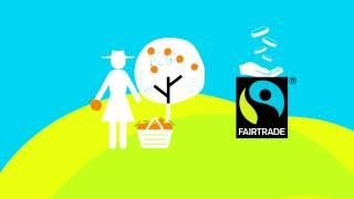 Fairtrade und der Mengenausgleich