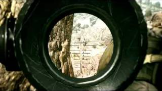 Medal of Honor 2010 gameplay