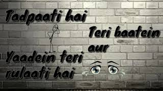 Hairani by arjit singh whatsapp status