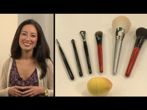 Brush Guide: Must-Have Makeup Brushes