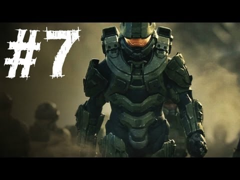 Halo 4 Gameplay Walkthrough Part 7 Campaign Mission 4