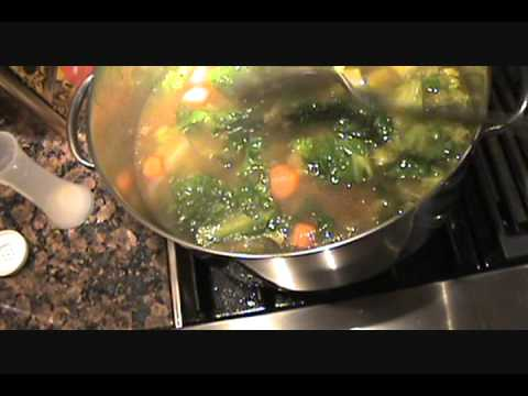 ITALIAN WEDDING SOUP - CHICKEN ESCAROLE SOUP