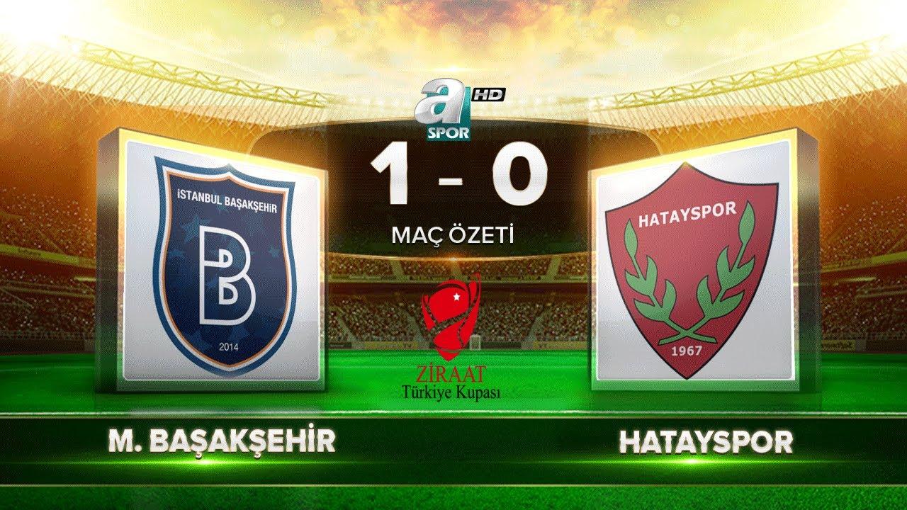 Medipol Başakşehir 1-0 Hatayspor | Maç Özeti