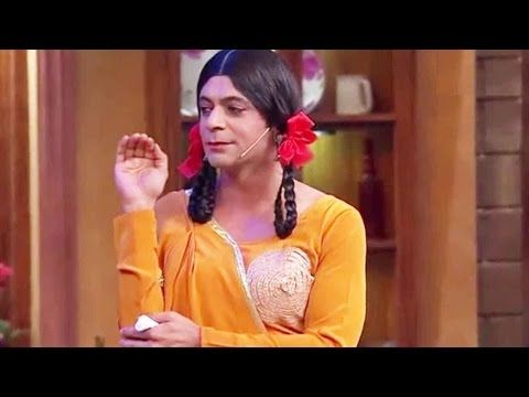 Sunil Grover as Gutthi    Jimmy Shergill    Live Performance    Vaisakhi List - 2016