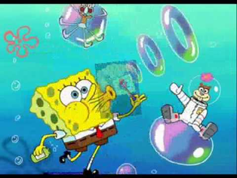 spongebob schwammkopf intro