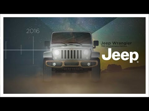 Watch How Jeep Design Has Evolved Over 75 Years