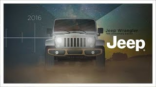 75th Anniversary | Evolution of Jeep® brand Vehicles