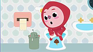 Toilet Training for Kids - Education Children Potty Toilet Training Video Game