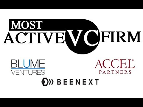 Check out the most active venture capital investors of this year
