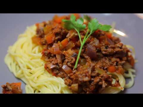 BHF's Heart Healthy Spaghetti Bolognese