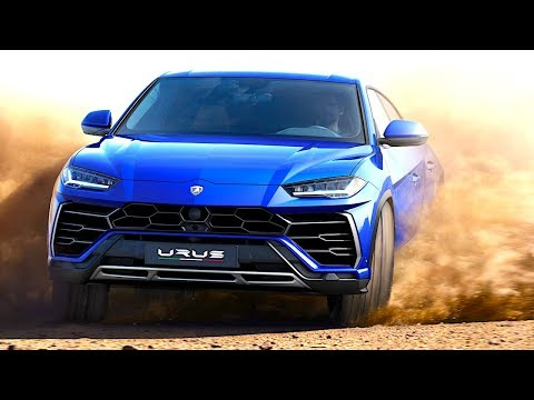 Lamborghini Urus Driving Engine Sound Commercial 2018 World Premiere CARJAM TV HD