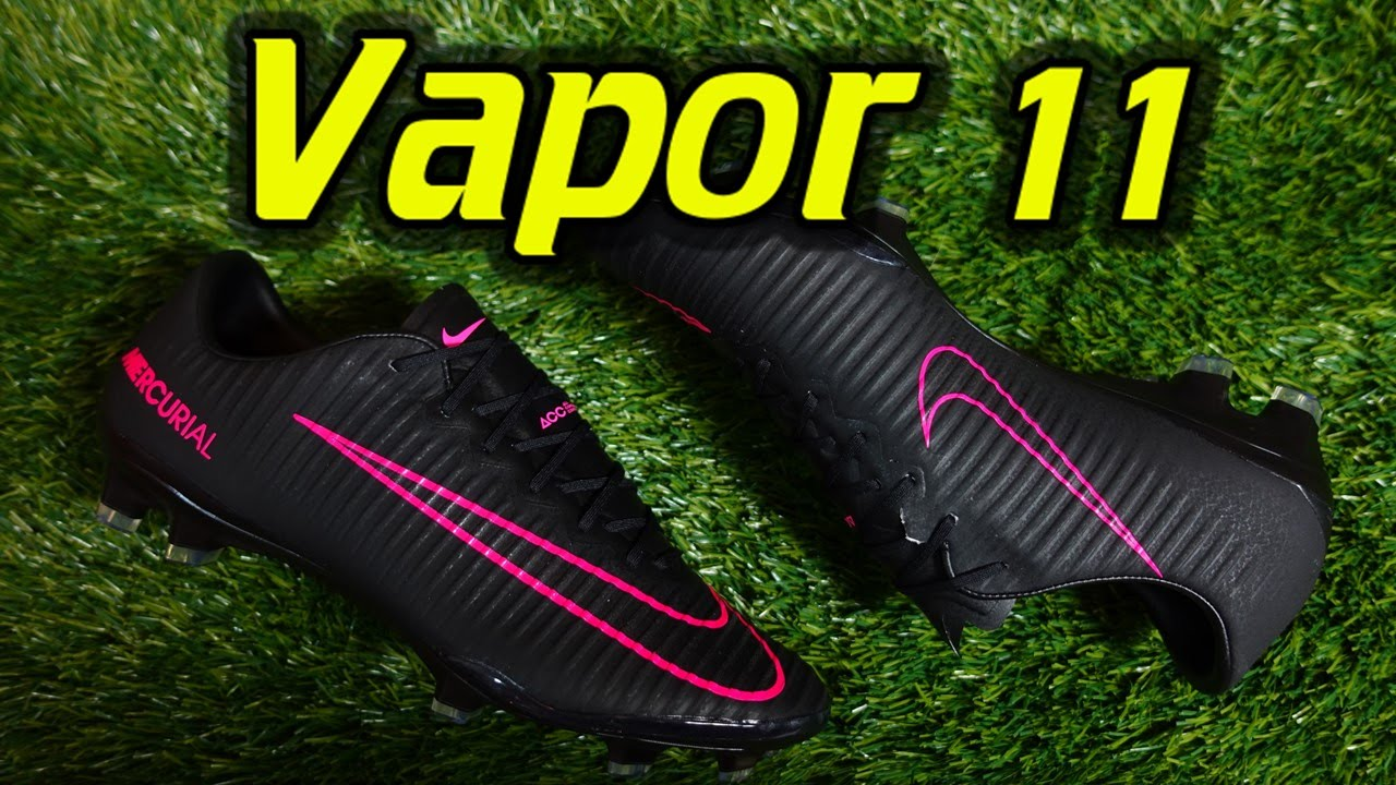 huge discount abbcd 67622 Nike Mercurial Vapor 11 (Pitch Dark Pack) - Review + On Feet