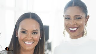 Evelyn Lozada Stands Up For Jennifer Williams in Court Against Tim Norman