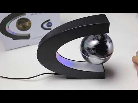 LED Magnetic Levitation Globe