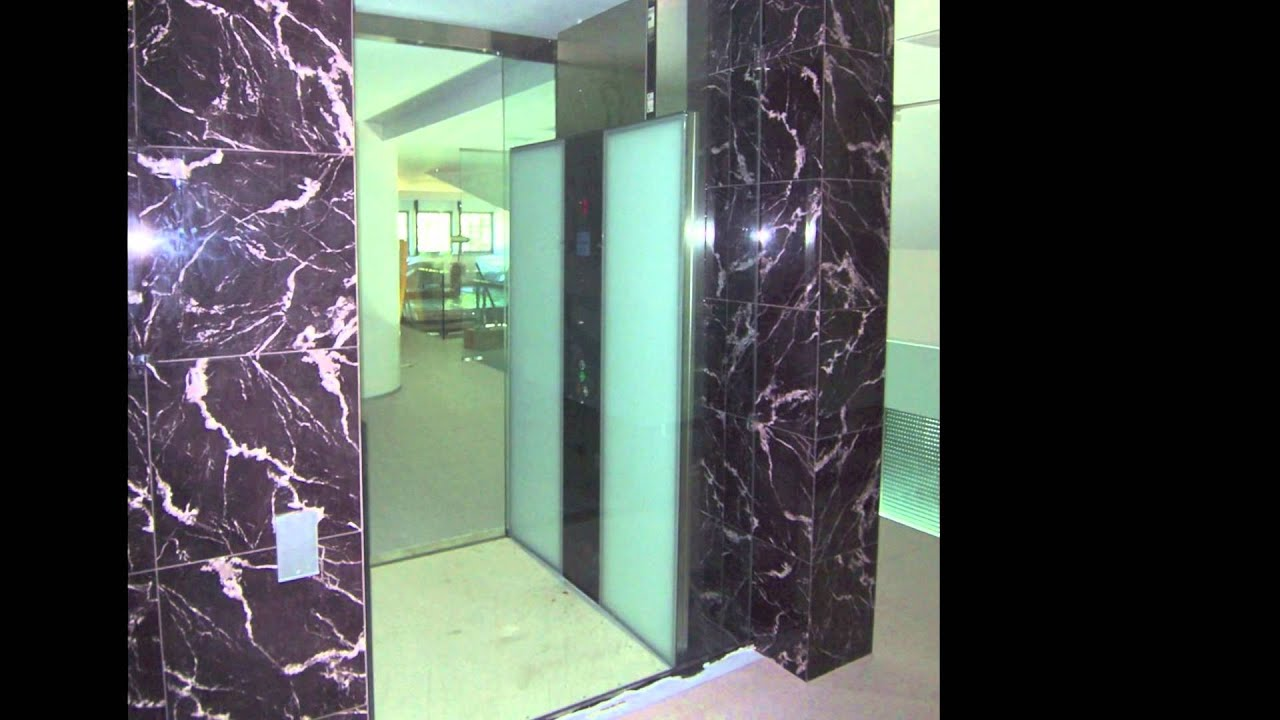 The Ultimate Home Lift Experience - Eltec Elevators Italy - YouTube