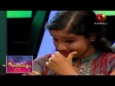 Manimelam   Contestant Naigy gets emotional