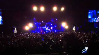 The Smashing Pumpkins Landslide / Heavy Metal Dallas TX 12.3.10