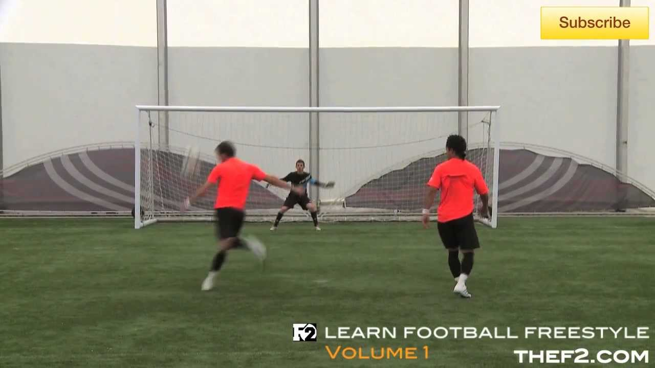 Freestyle Football: Learn how to do the Around the World ...