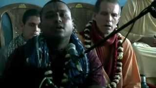 Mayapur Kirtan Mela 2015 Day 5 - Kirtan Premi Prabhu