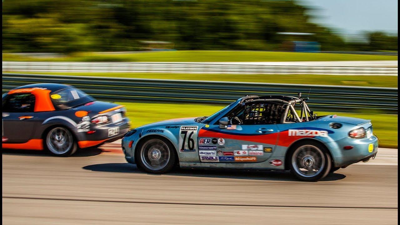 American Endurance Racing >> American Endurance Racing An Mx5 Cup At Ncm Motorsports Park W Narration