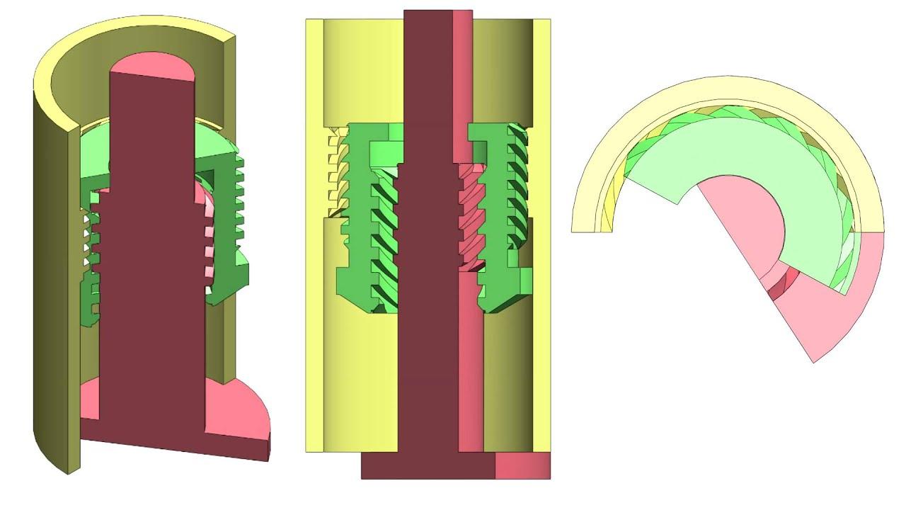 Actuator Animation
