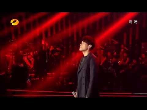湖南卫视我是歌手-《最爱》杨宗纬悲凉催泪全场-20130405