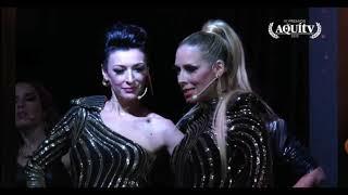 Bellepop feat Roser y Mara Barros- WE REPRESENT ACTUACIÓN PREMIOS @AQUI_TV