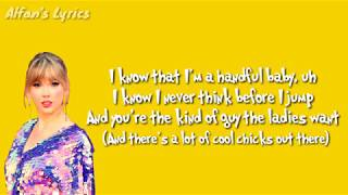 Taylor Swift - ME! (feat. Brendon Urie of Panic! At The Disco) (Lyric)