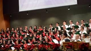 Giáng Sinh 2016 - Ước Mơ Đêm Noel - Liên Ca Đoàn Thánh Linh Fountain Valley