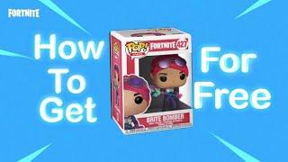 How To Get FORTNITE Pop Figures 100% FREE! (Fortnite Funko Pop)