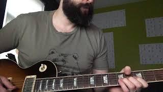 Peter Green Blues Guitar Lesson - 7 MORE Sweet Licks