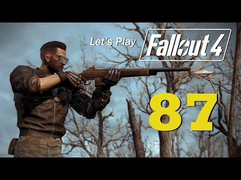 Let's Play Fallout 4 (Sharpshooter) Ep. 87: My Faith in Humanity is Gone