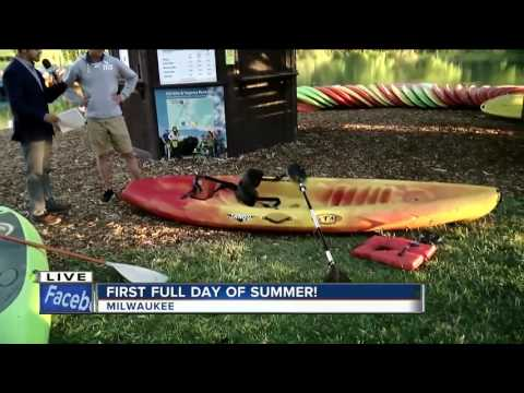 PREVIEW: Wheel Fun Rentals along Milwaukee's lakefont