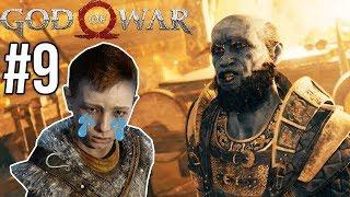 KRASNAL MNIE WYZYWA - God of War 4 #9