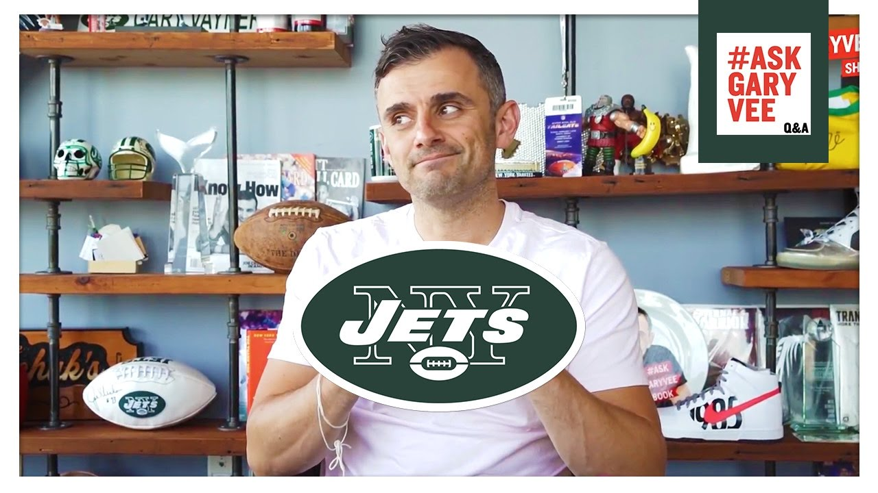 Download Why Gary Vaynerchuk Wouldn't Buy the New York Jets?