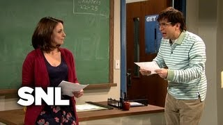 Lonely Teacher - SNL
