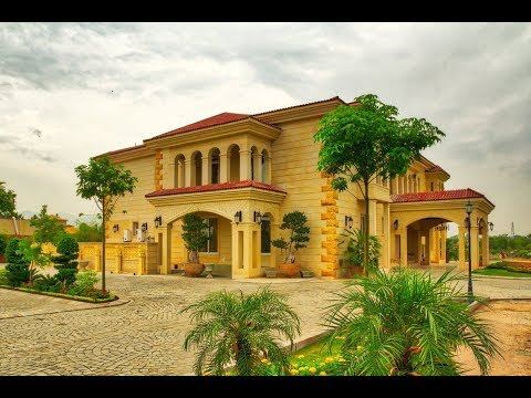 Beautiful House Design  Classic Western House