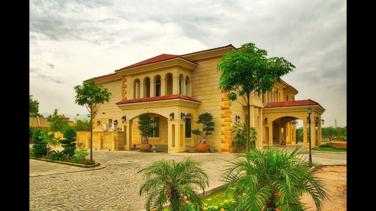 Beautiful House Design | Classic Western House - YouTube