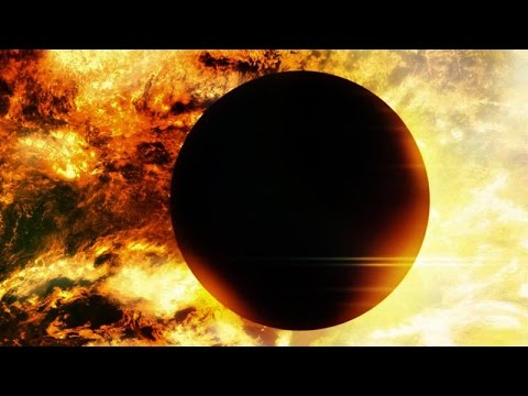 Прохождение Меркурия по диску Солнца 2016