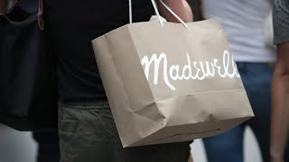 J. Crew's Madewell brand files for IPO, will use proceeds for debt