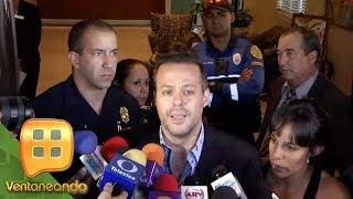 ¡José Joel y Marysol Sosa siguen en la búsqueda de los restos de su papá José José! | Ventaneando