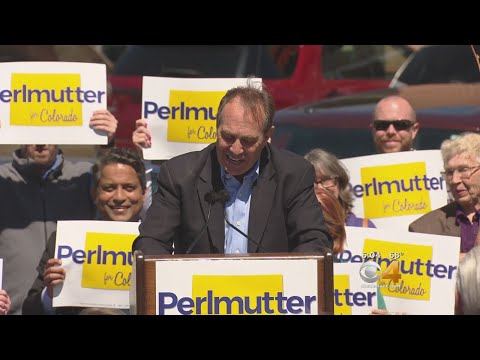 Rep. Ed Perlmutter Drops Out Of Gov's Race