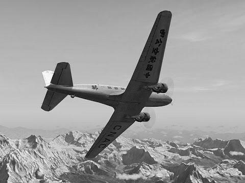 CNAC Pilots Head Back  to China