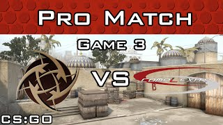 NiP vs compLexity (game 3)