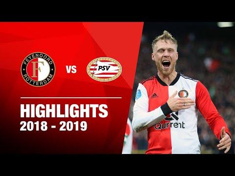 Samenvatting | Feyenoord - PSV 2018-2019